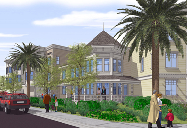 Berrellesa Palms Affordable Senior Living Community Breaks Ground in Martinez, California