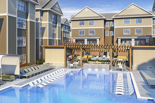 Preferred Apartment Communities Acquires 556-Bed Student Housing Community in Lubbock, Texas