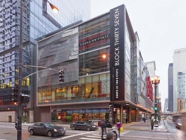 CIM Group Sells 690-Unit Marquee at Block 37 Apartment Tower in Chicago's Theatre District