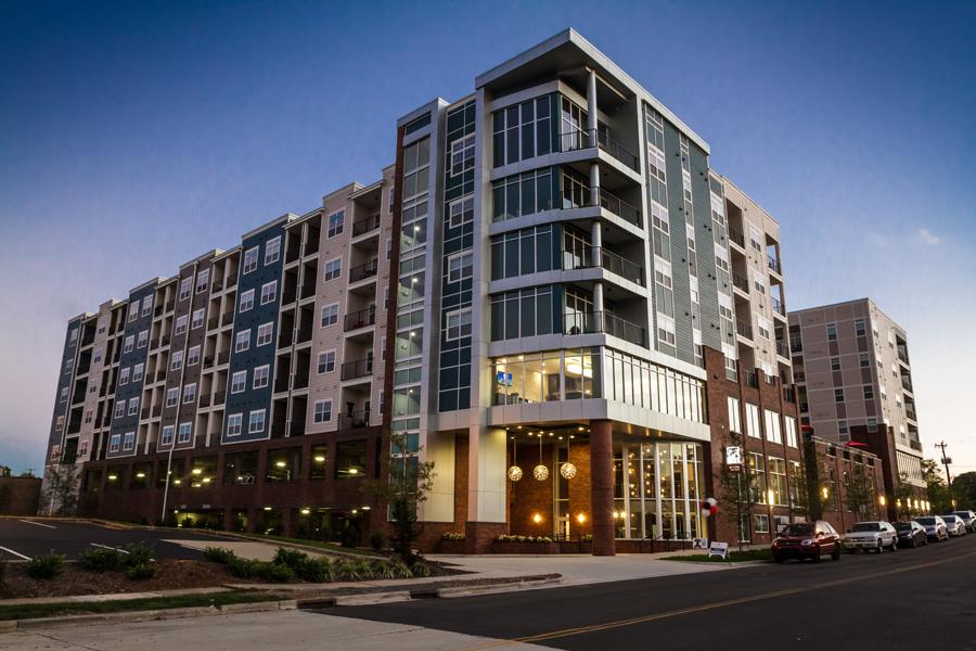 Hamilton Zanze Enters North Carolina Market With Acquisition of 377-Unit Blu at Northline Apartment Community in Charlotte Submarket