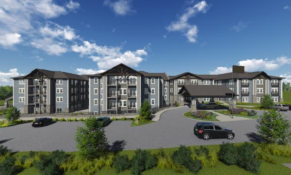 The Bluffs at Greystone Independent and Assisted Living Community Announces Groundbreaking