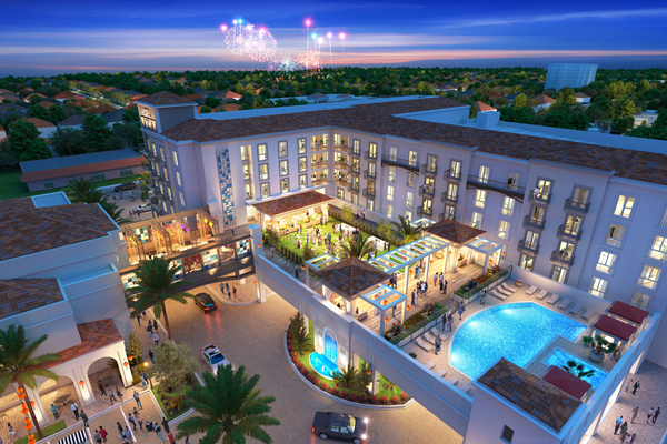 New Master-Planned Experiential Urban Lifestyle Development Unveiled in Westminster, California