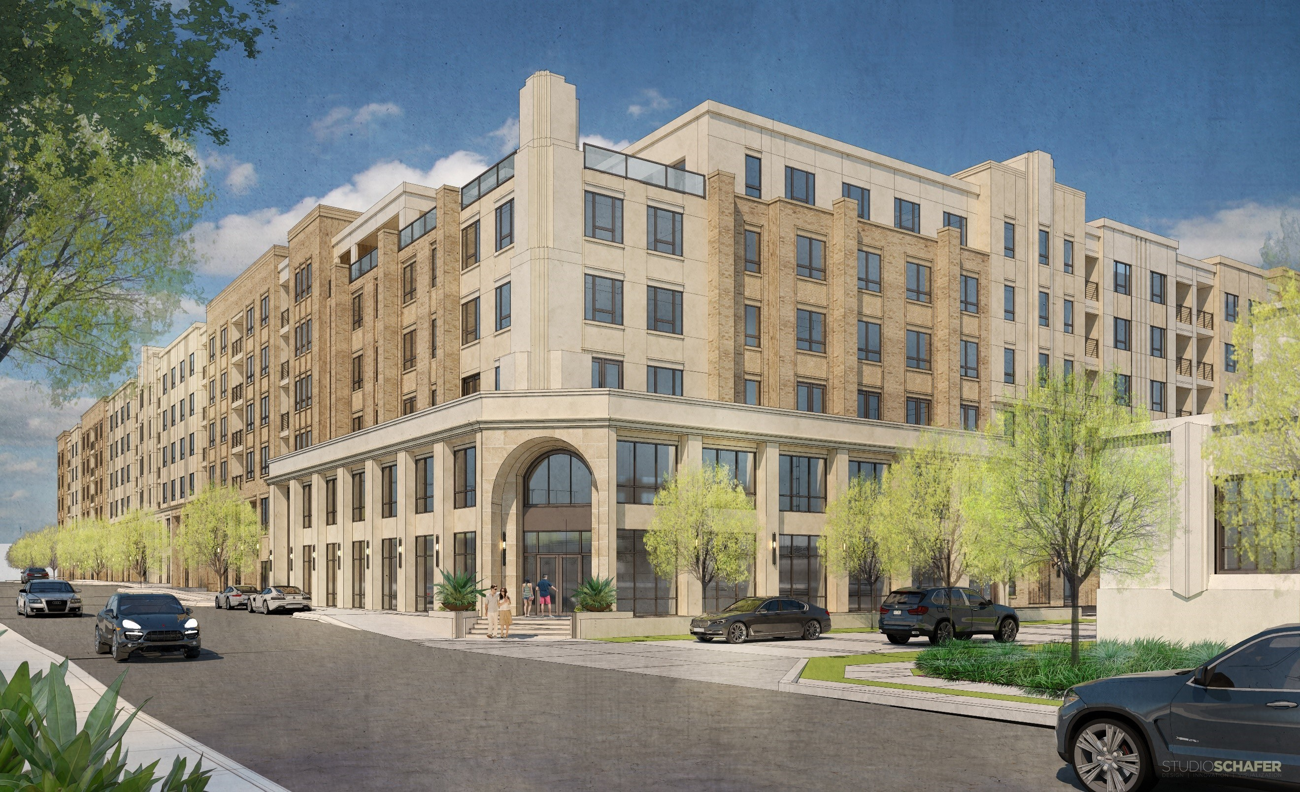 Embrey Partners Announces Finance Closing for Historic Borden Property Redevelopment to 338-Unit Multifamily Community