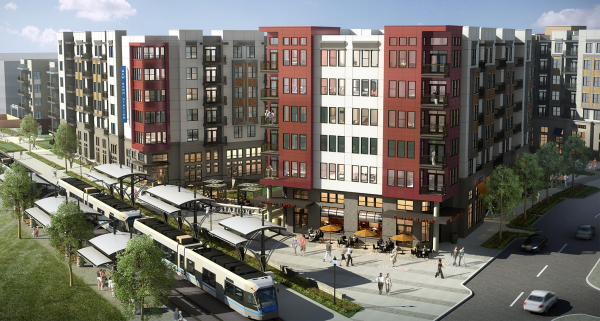 LMC Launches 432-Unit Mixed-Use Apartment Community in Charlotte's South End Neighborhood