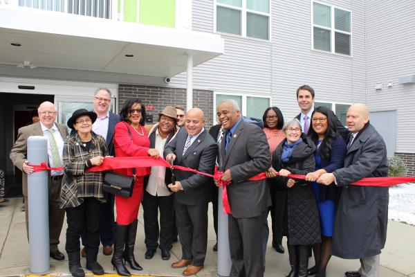 Historic Centerville Neighborhood Celebrates Grand Opening of New Affordable Apartment Community