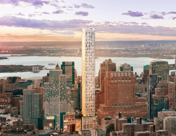 New Luxury Residential Skyscraper Cements Title as Tallest Building in Downtown Brooklyn, New York