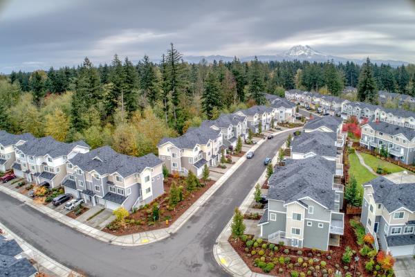 Security Properties Acquires Brookstone at Edgewater Townhomes in Puget Sound Market for $41.5 Million