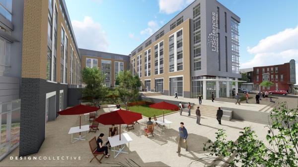 Campus Apartments Partners with University of the Sciences to Develop New On-Campus Housing