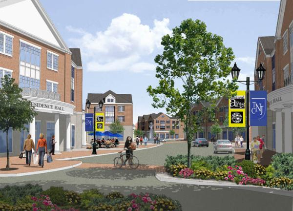 Campus Town at TCNJ Announces Expansion Plans for Mixed-Use Student Housing Community
