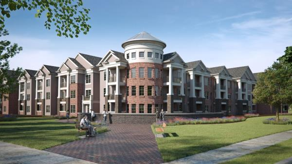 Bristol Development Group Announces Opening of 301-Unit Canopy at Ginter Park in Richmond, Virginia