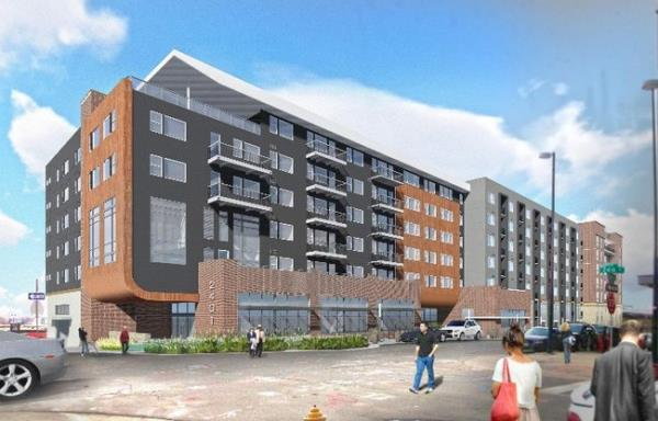 LMC Adds 240-Unit Luxury Mixed-Use Apartment Community to Downtown Denver Market