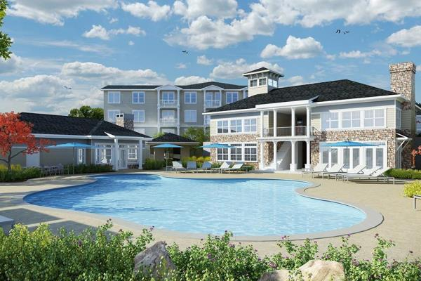 Waypoint Residential Acquires 214-Unit Capital Creek at Heritage Apartments in Wake Forest, North Carolina