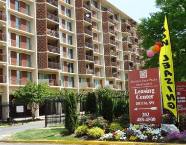 RED Delivers $61 Million FHA Refinancing Package for Capital Park Apartments in Washington, D.C.