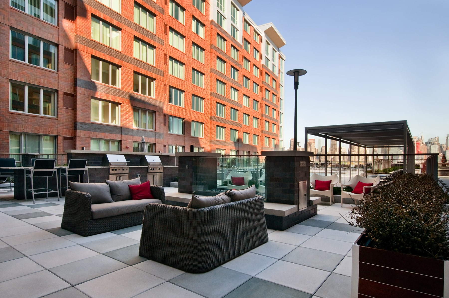 Roseland Announces Opening of 360-Unit The Capstone at Port Imperial Luxury Apartment Building on The New Jersey Gold Coast