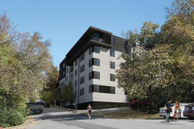 New Student Housing Project Near University of Arkansas to Stand Out in More Ways Than One