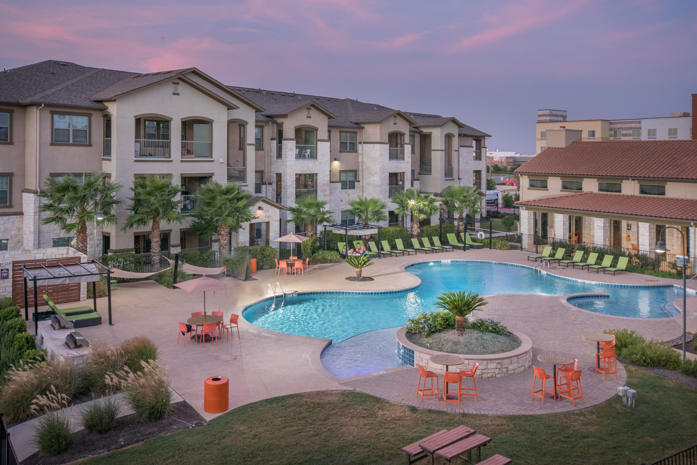 Olympus Property Acquires Carrington Oaks Apartment Community in Austin Suburb