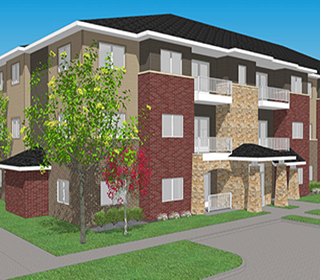 Perry Reid Properties Announces New 264-Unit Multifamily Community in West Des Moines, Iowa