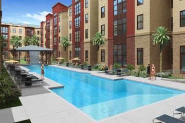Kensington Realty Advisors and SEDCO Captial Acquire 402-Bed Class-A Student Housing Community