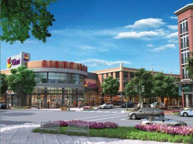 Bozzuto, Giant Food, Southside Investment Partners Hold Groundbreaking Event at Cathedral Commons