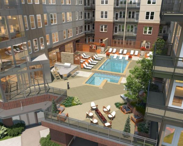 Southern Land Opens 302-Unit Luxury Apartment Community in Denver's Lower Highland Neighborhood