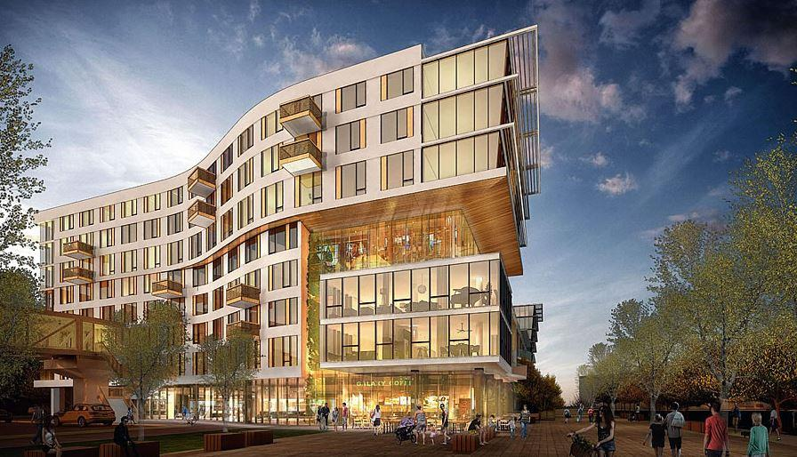 CIM Group Completes Construction of 333-Unit Channel House Apartment Building at Jack London Square in Oakland, California