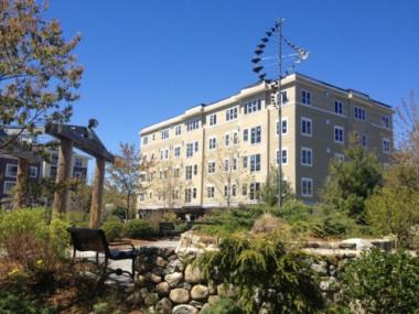 Federal Realty Announces Completion of LEED Silver Certified Chelsea Place Apartment Community