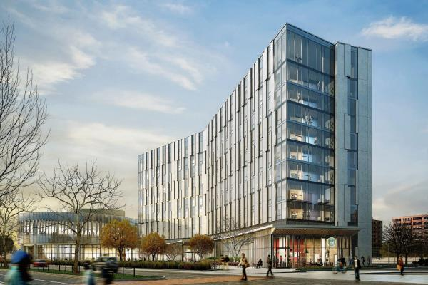 University of Illinois at Chicago and American Campus Communities Break Ground on Student Community