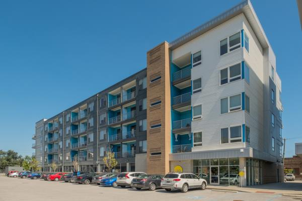 JVM Completes Major Renovations at Circa Luxury Apartment Community in Downtown Indianapolis