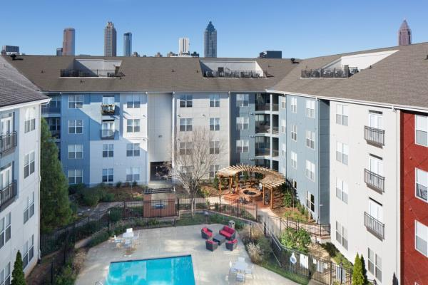 Atlantic | Pacific Companies Via Blue Atlantic Partners Fund III Acquires City View Apartments in Atlanta