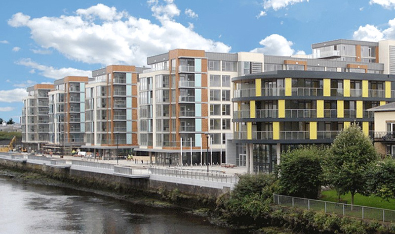 Kennedy Wilson Announces Construction Completion of The Largest Multifamily Community in Ireland Totaling 845-Units