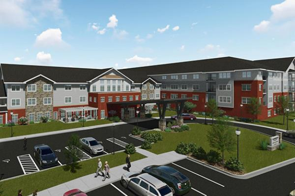 LCS Grows Real Estate Investment Portfolio with New Senior Living Community in Tennessee