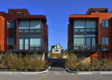 Strong Market Demand Drives Construction Financing for Modern Luxury Ecohome Development