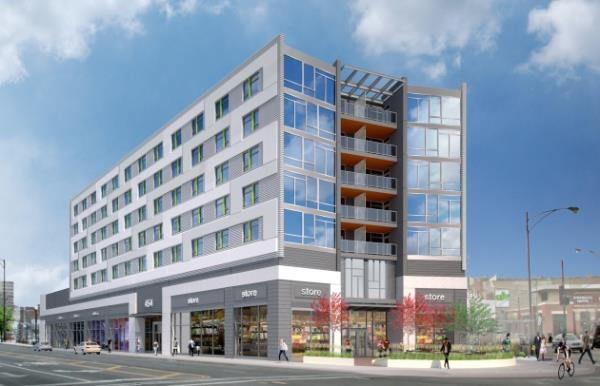 New Mixed-Use Apartment Community Celebrates Grand Opening on Chicago's Northside