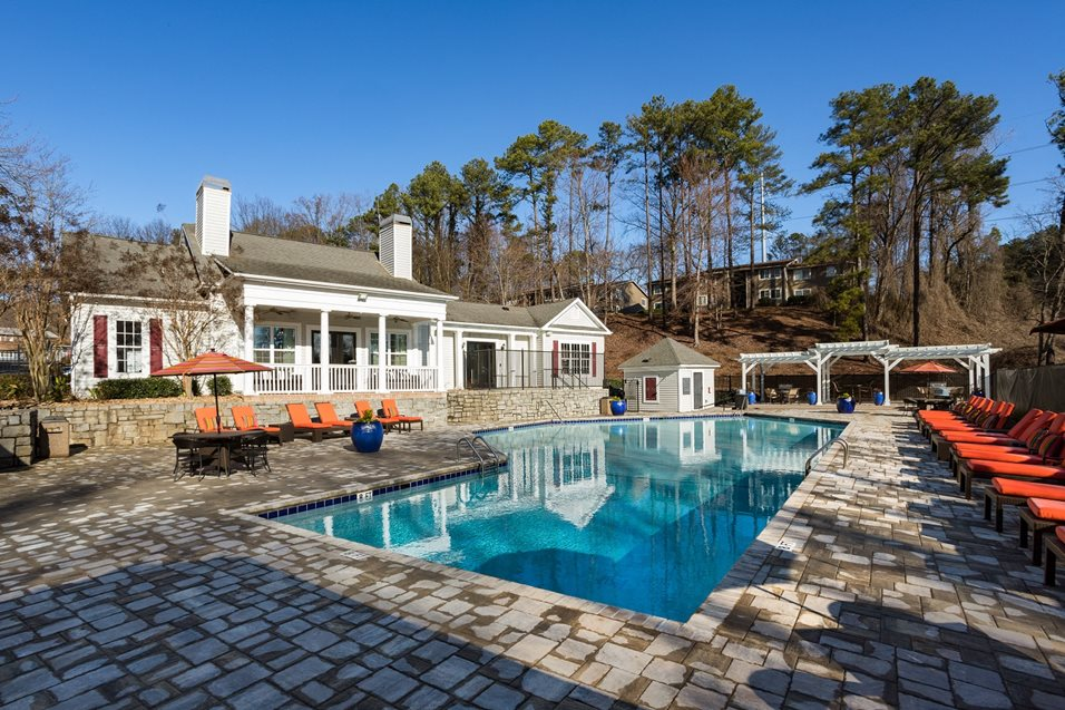 Lion Real Estate Group Acquires Collier Ridge Apartment Community in West Buckhead Neighborhood of Atlanta for $67 Million