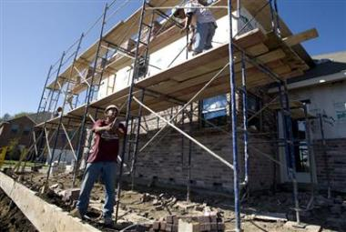 Housing Starts Edge Down 1.1 Percent, Permits Rise