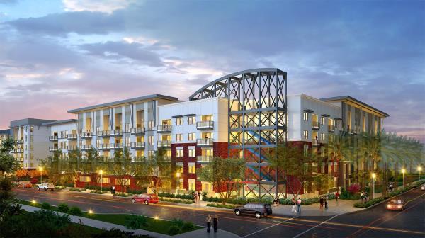 LMC Adds 400-Unit Luxury Apartment Community to Platinum Triangle District of Anaheim, California