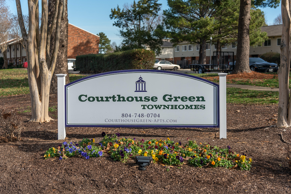McCann Realty Partners and LEM Capital Acquires 266-Unit Courthouse Green Townhome Community in Chesterfield, Virginia