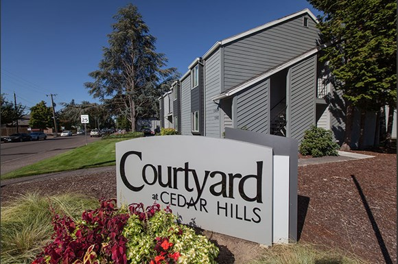 Hamilton Zanze Marks Seventh Portland Metro Area Acquisition With 145-Unit Courtyards at Cedar Hills Community in Beaverton, Oregon