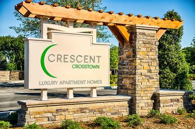 Crescent Communities Opens 344-Unit Crescent Crosstown Luxury Apartments in Tampa, Florida