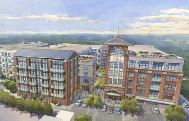 Crescent Communities Breaks Ground for $47 Million 256-Unit Luxury Apartment Community in Atlanta