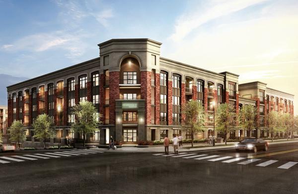 Crescent Communities Opens 208-Unit Crescent Main Street Luxury Apartments in Durham