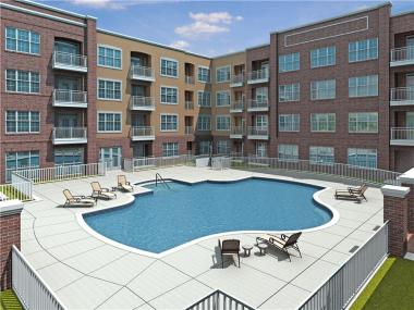 Crescent Communities Opens 303-Unit Luxury-Rich Crescent Ninth Street Apartment Community