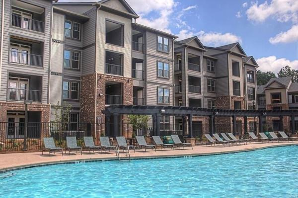 National Real Estate Firm Acquires 272-Unit Luxury Apartment Community in Georgia for $43.2 Million