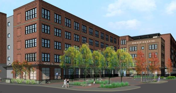 Stillwater Capital Breaks Ground on 336-Unit Apartment Community in Dallas' Deep Ellum