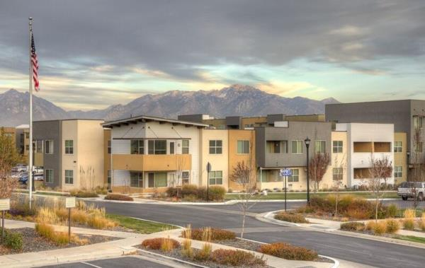 Olympus Property Acquires 315-Unit Crossing at Daybreak Apartment Community in South Jordan