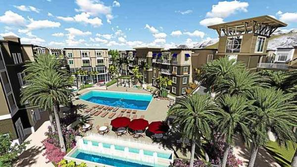 UCR Group Announces Development of 340-Unit Upscale Apartment Community in California