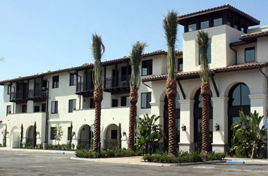 Green Affordable Senior Housing Opens in Los Angeles