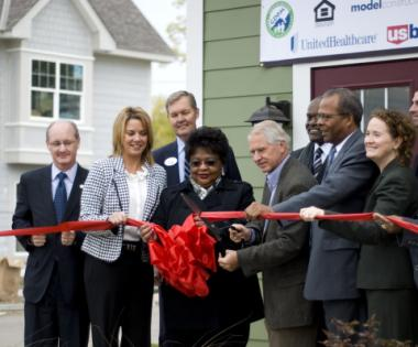 $8.9 Million Investment by UnitedHealthcare and U.S. Bank Brings Affordable Housing to Dayton