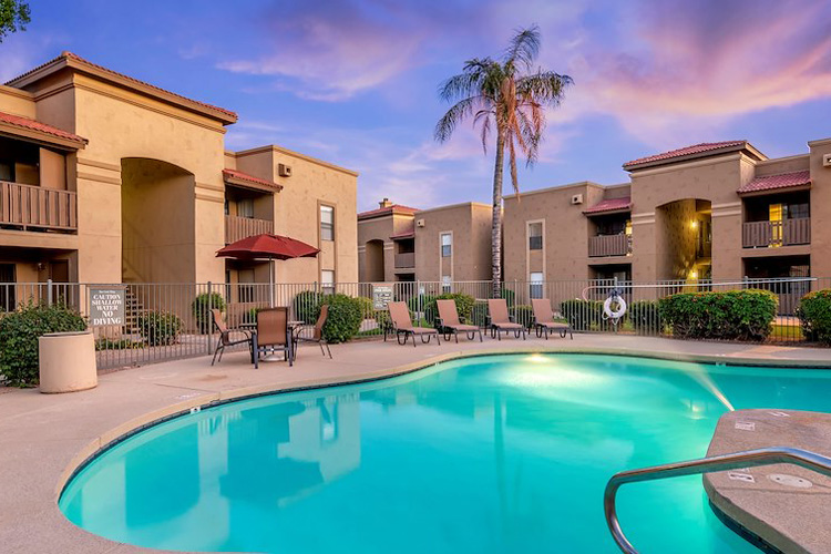 Triumph Properties Group Acquires 308-Unit Deer Creek Village Apartments for $49.5 Million in Growing Phoenix Market