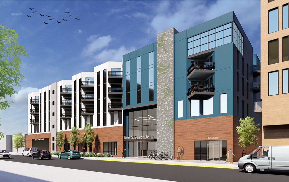 Urban Catalyst Submits Plans for Crucial Senior Housing Project in Downtown San Jose